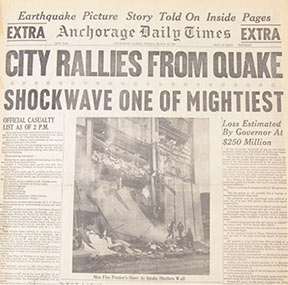 The Great M9.2 Alaska Earthquake and Tsunami of March 27, 1964