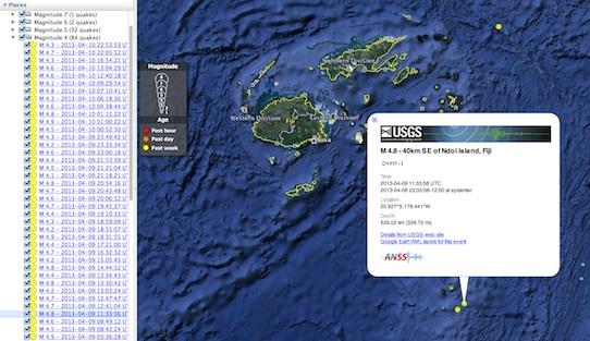 Google Earth™ KML