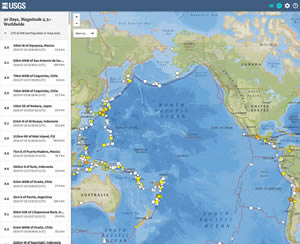 USGS Earthquake Hazards Program