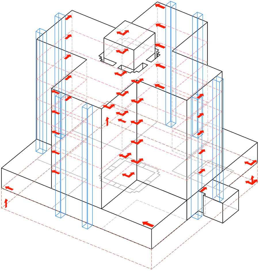 schematic sdva 2x earthquake monitoring of structures diagram for building a house at mifinder.co